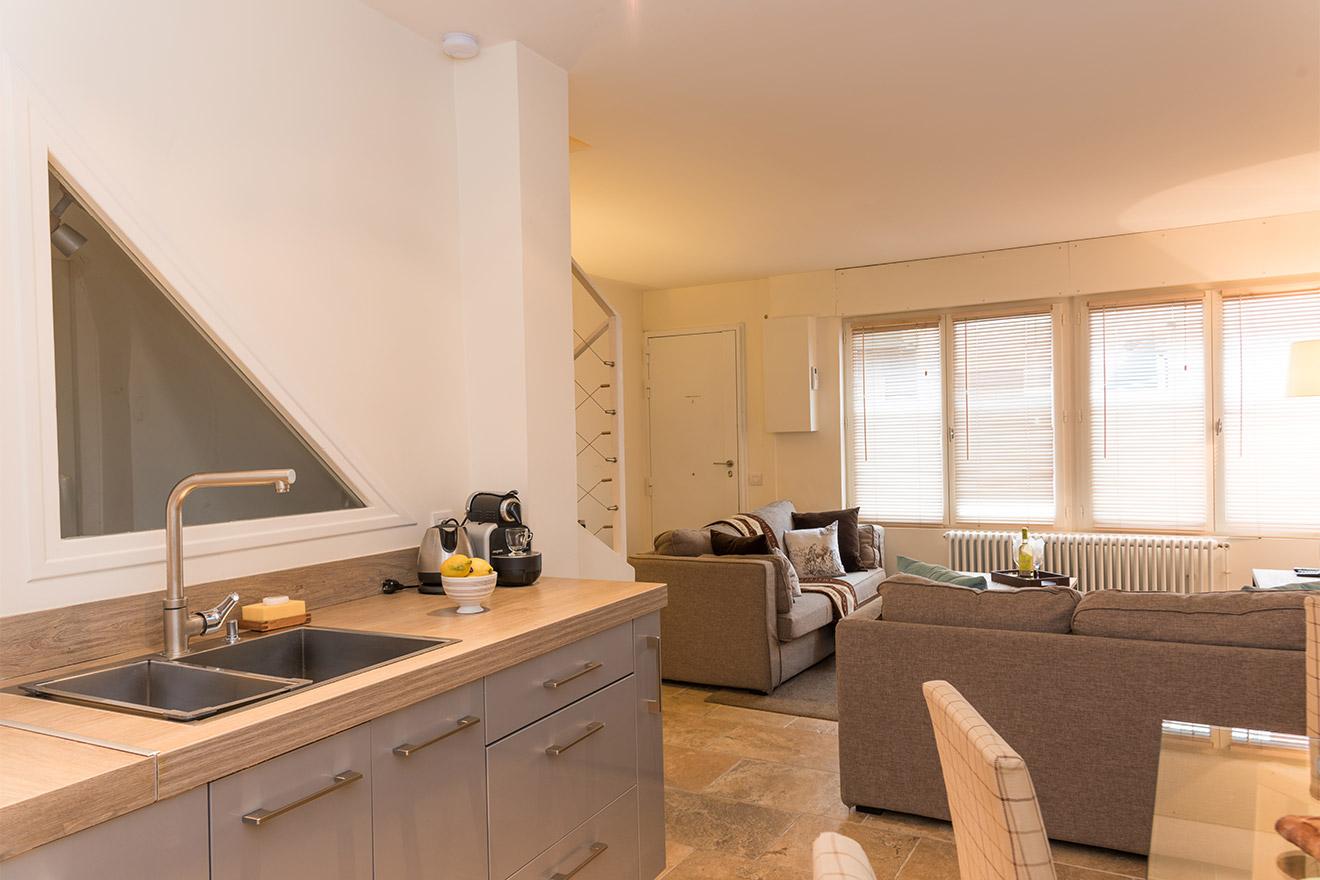 Barsac Paris apartment