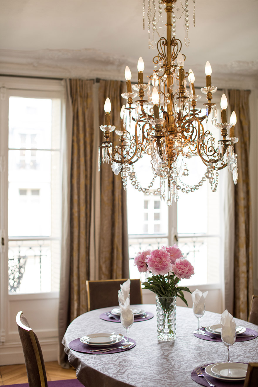Comtesse dining room