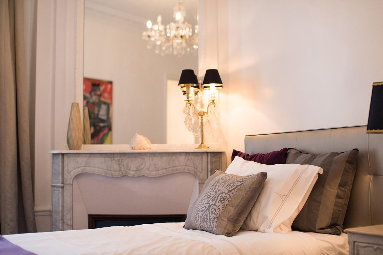Comtesse second bedroom