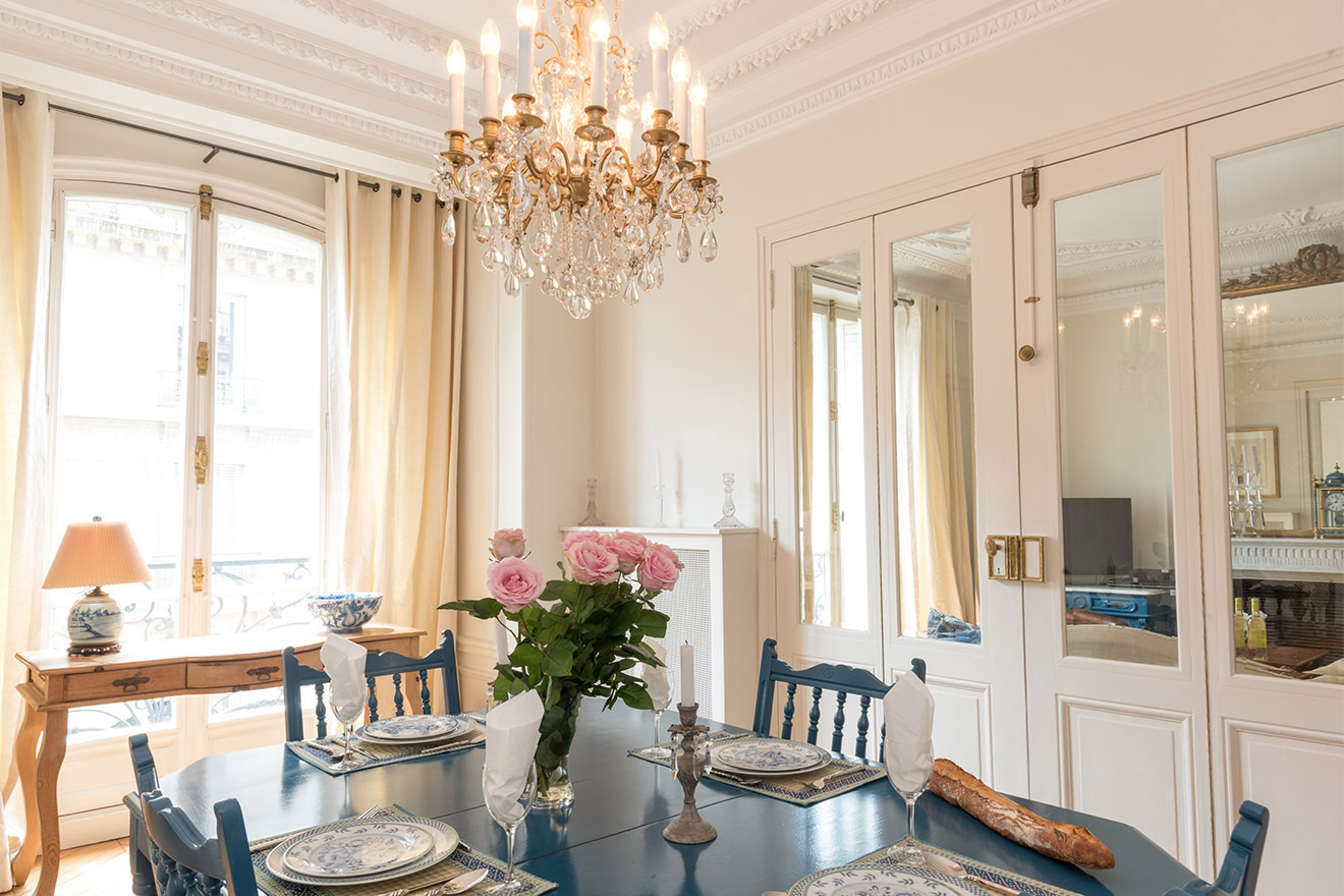 Gamay dining room