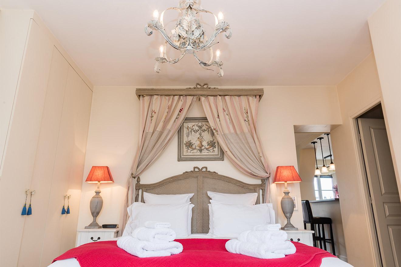 Moulin a vent bedroom