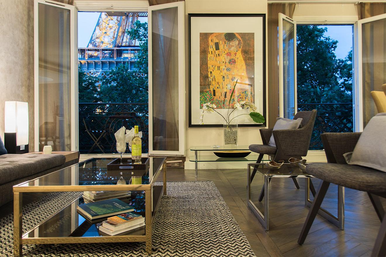 Viognier Paris apartment