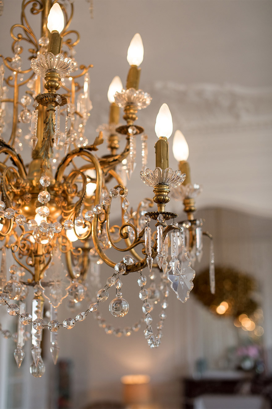 Chatillon chandelier