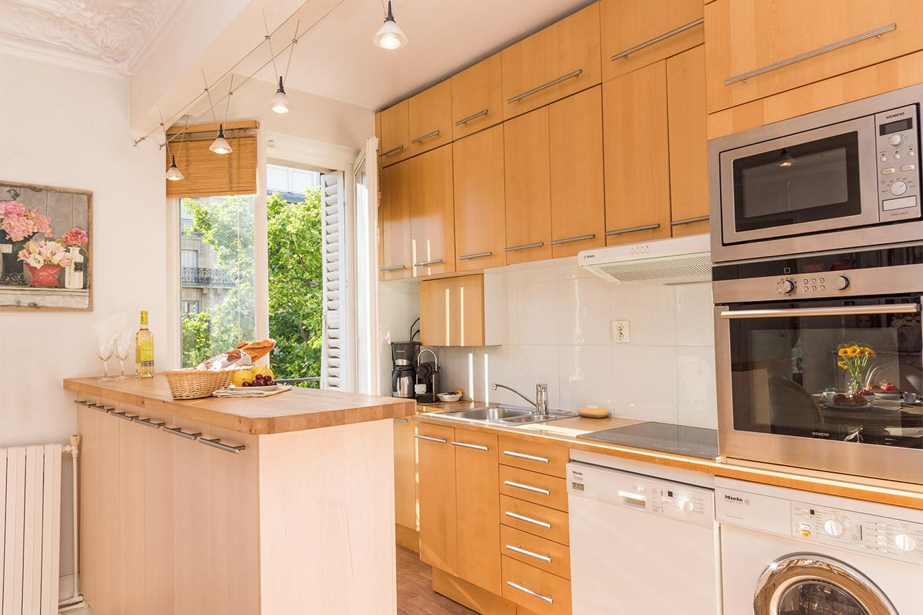 Jasnieres kitchen