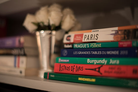 Parisian Guide Books