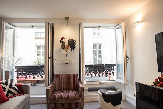 Paris Rental