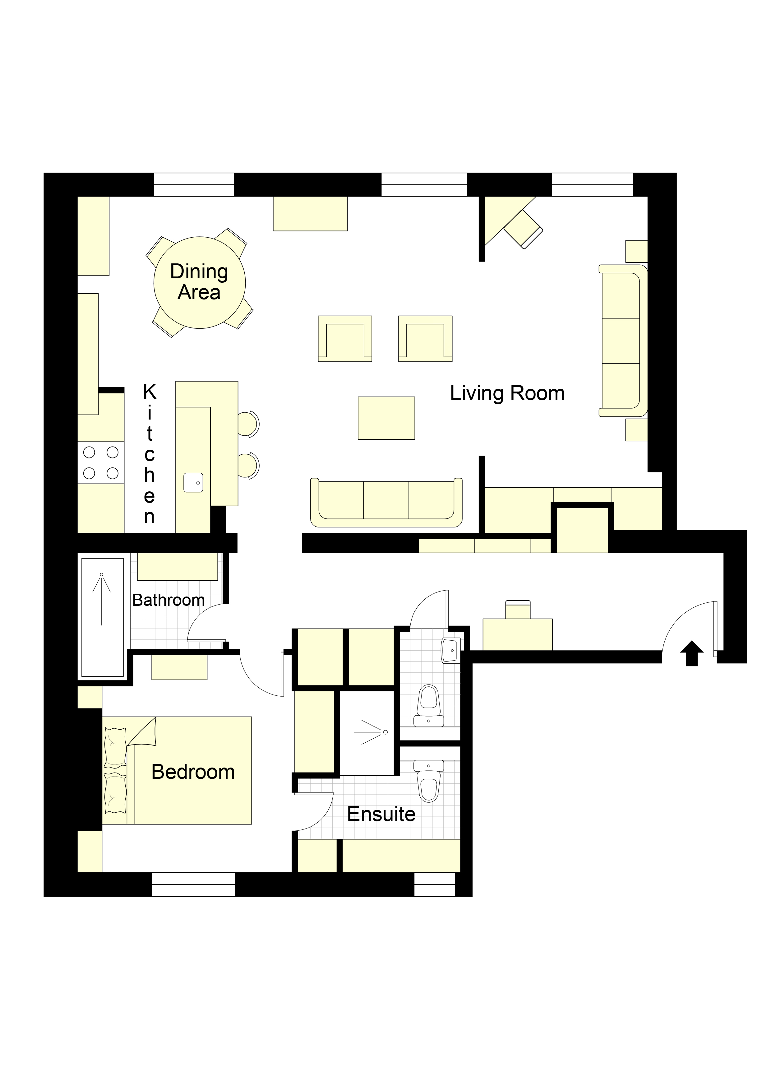 St Julien Floorplan