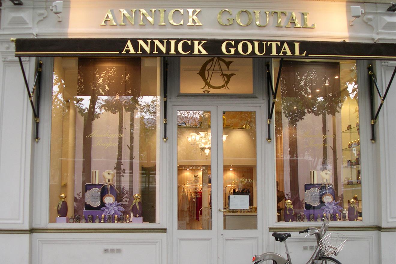 Annick Goutal Store Paris
