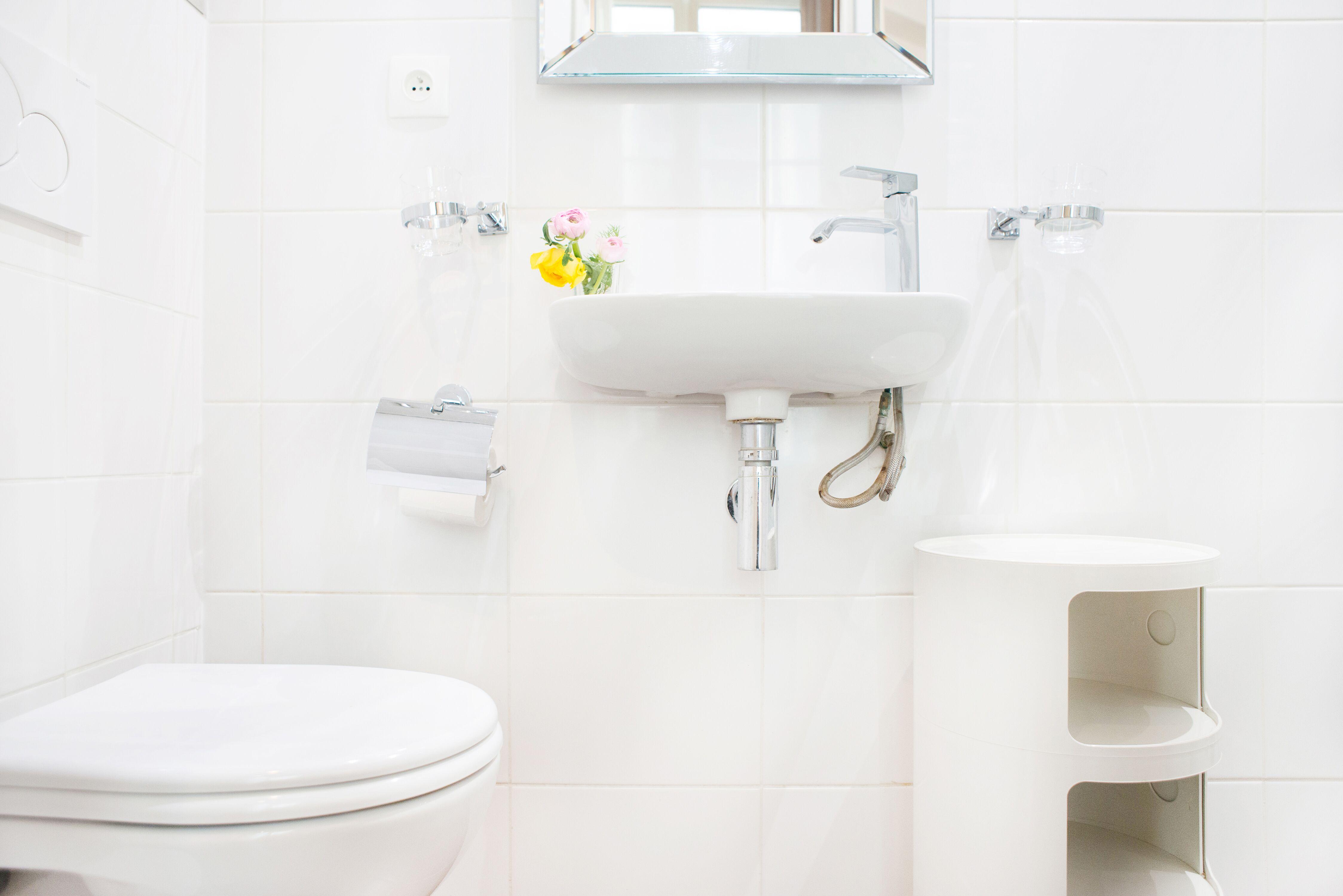 Bathroom Paris Holiday Apartment