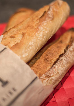 Baguettes in Paris