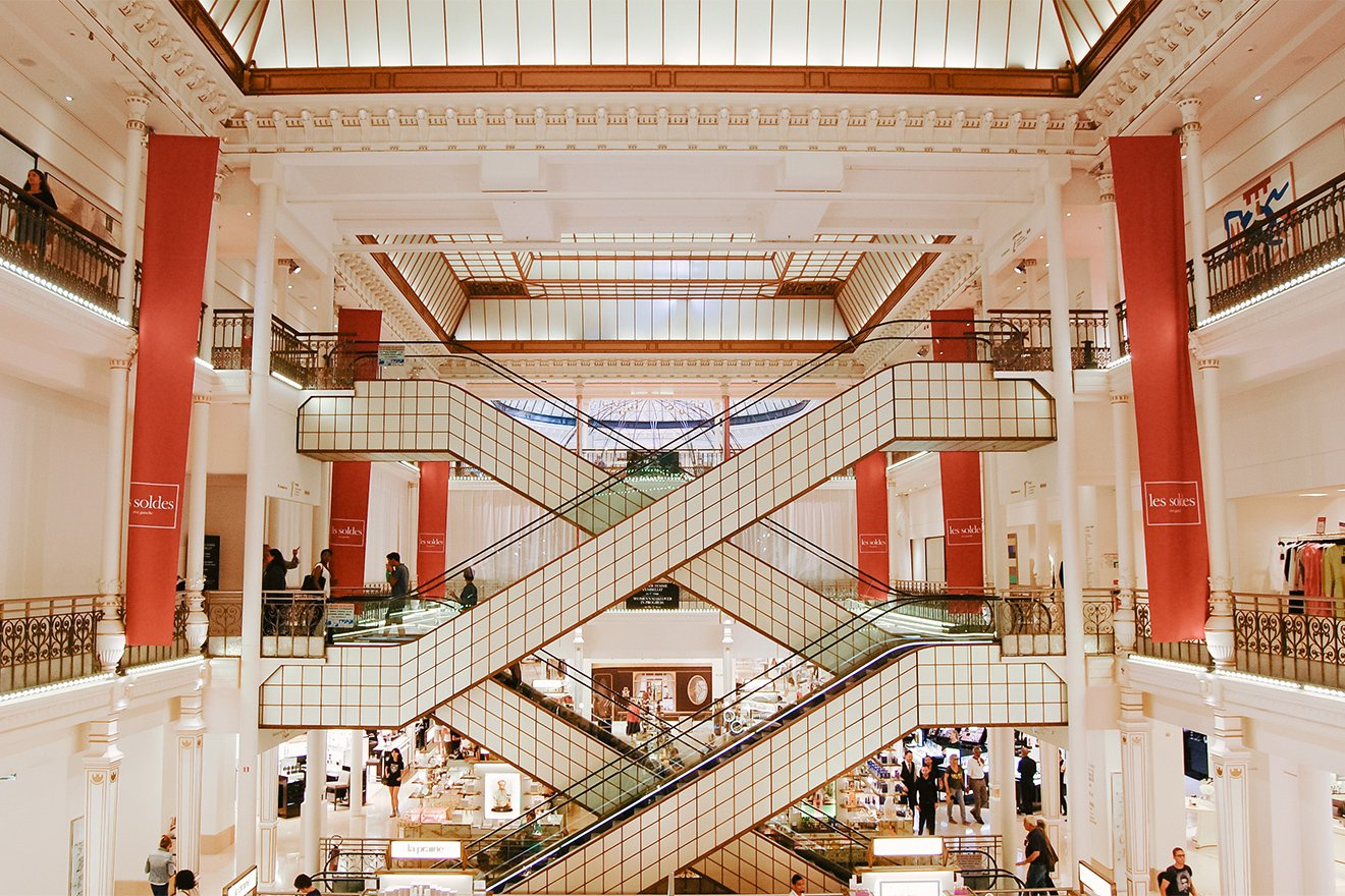 Le Bon Marche is the perfect spot for some retail therapy