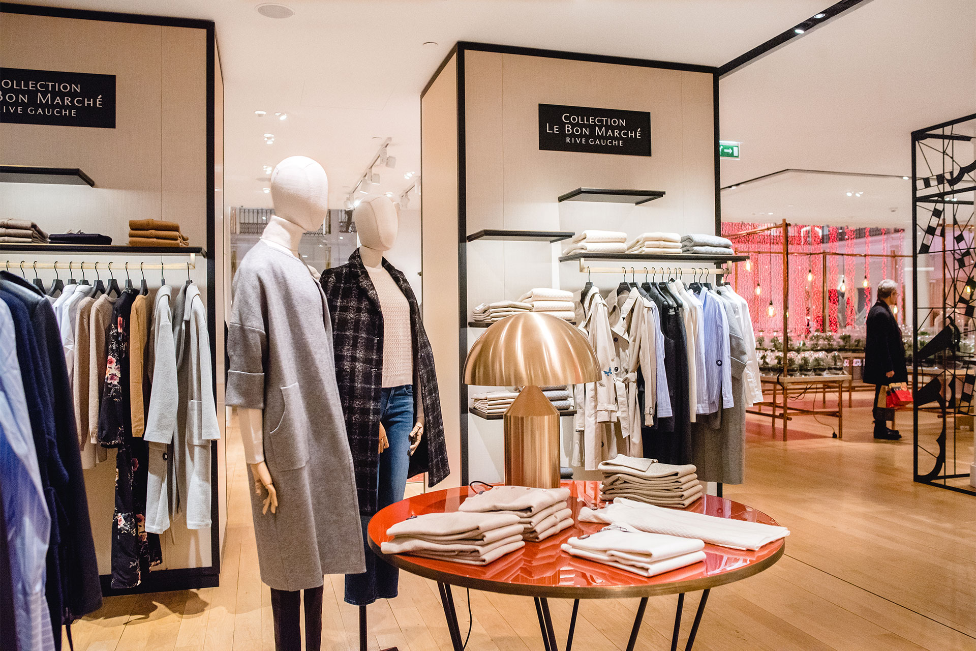 Shop with style in the stunning Le Bon Marché - Paris Perfect