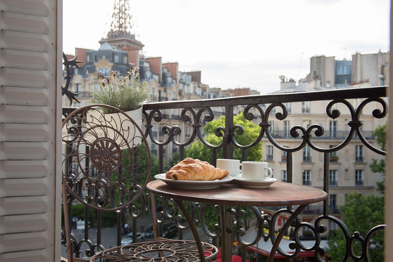 Bordeaux view