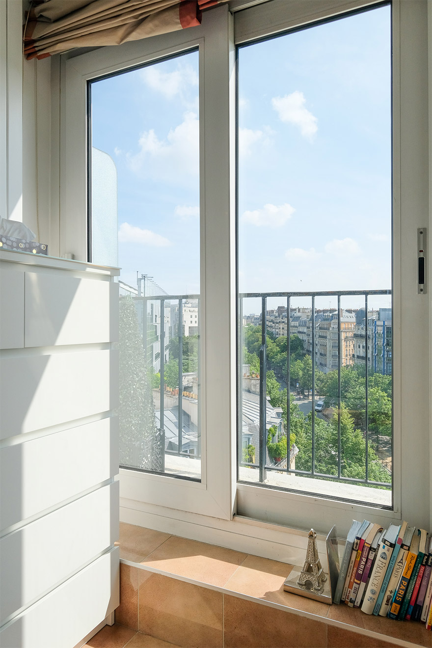 Bordeneuve Paris Perfect vacation rental with a large open terrace