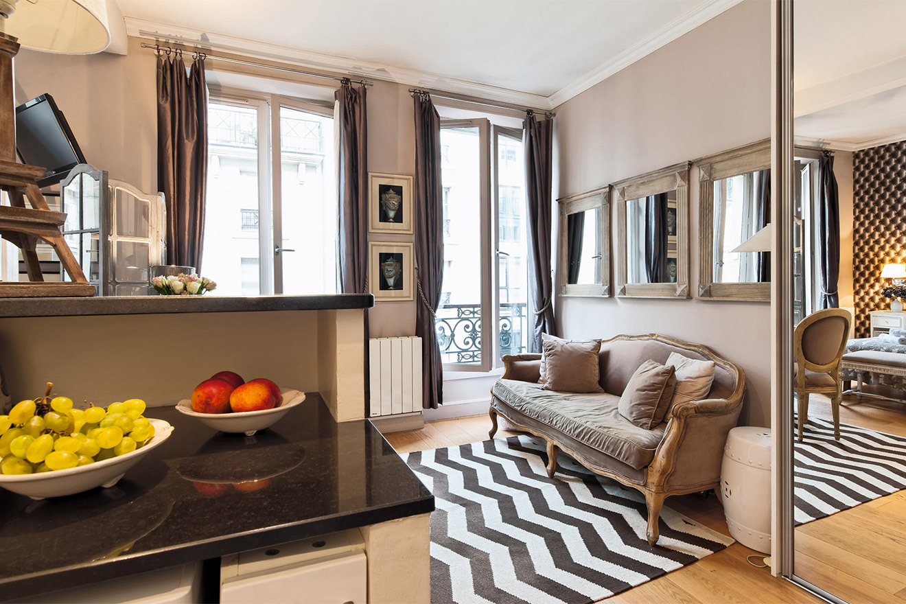 Cerons Paris apartment