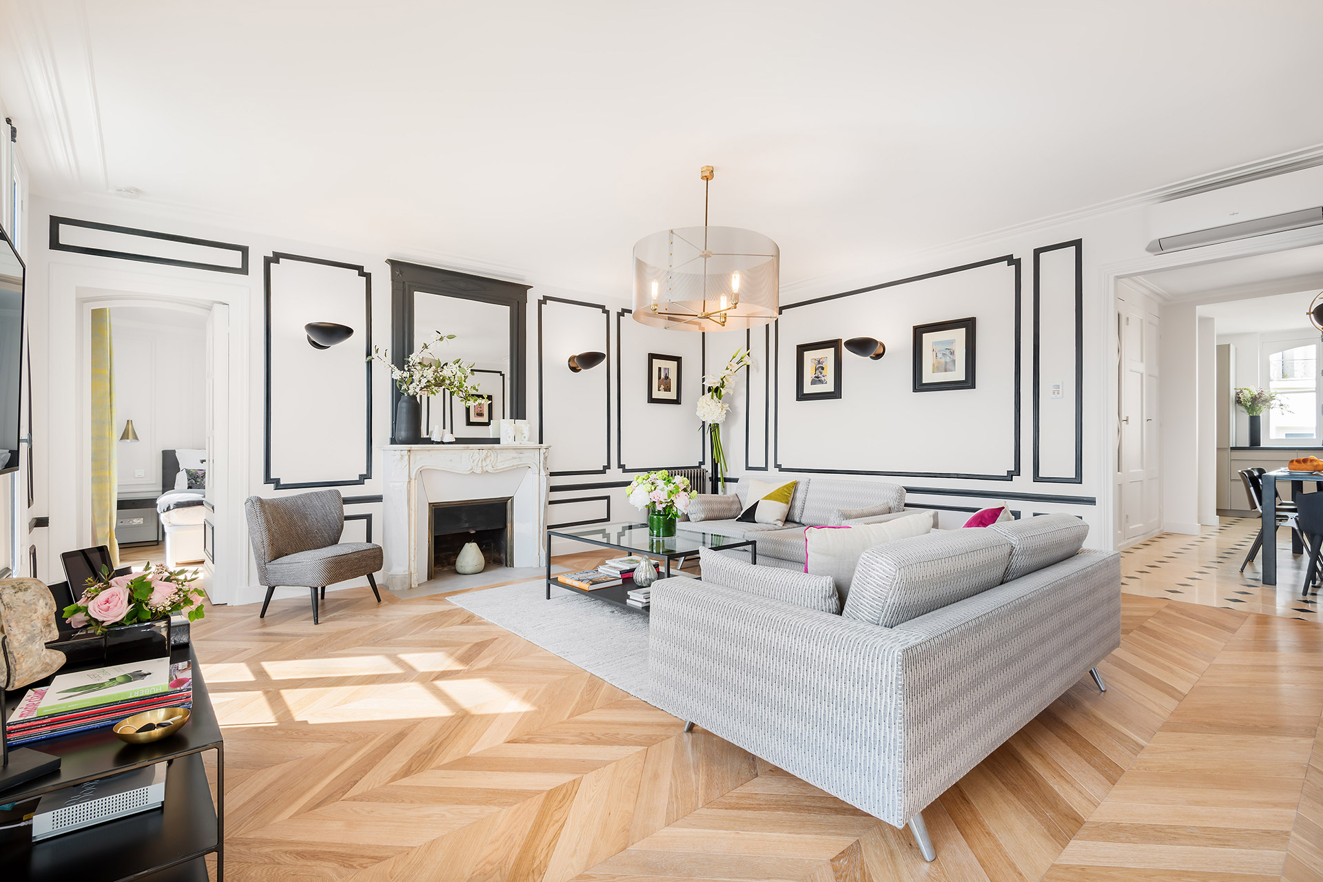 Luxurious Chevalier vacation rental by Paris Perfect