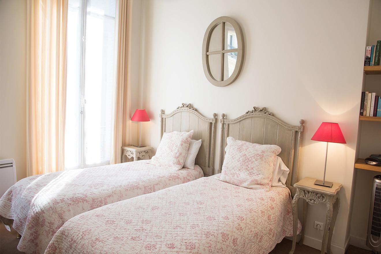 Provencal Bedspreads - Corent Paris Apartment