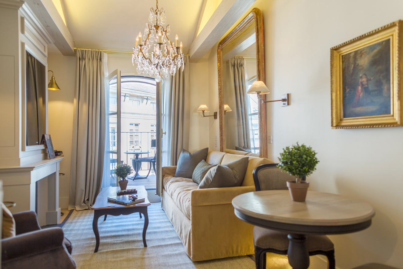 Monbazillac Apartment Place Dauphine Paris