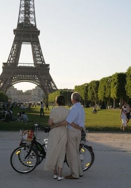 Bike Tour Paris