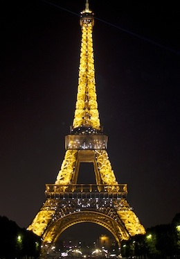 Eiffel Tower - 7th Arrondissement, Paris