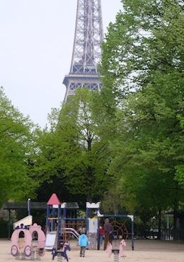 Champ de Mars Playground