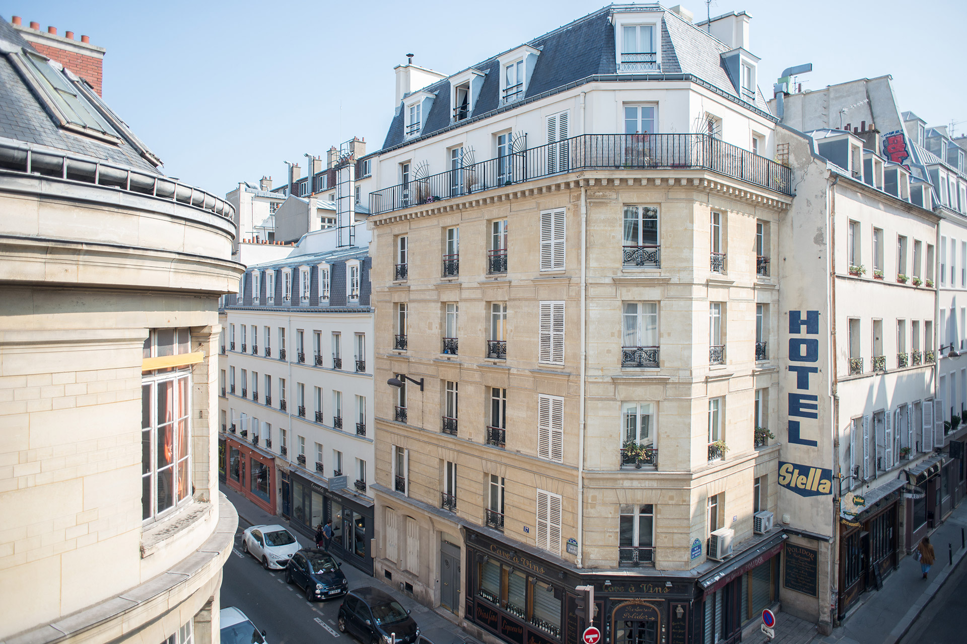 6th arrondisement of Paris near the Forez vacation rental offered by Paris Perfect
