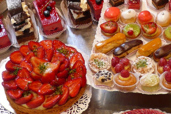 French Pastries - 7th Arrondissement