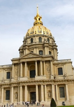 Golden Dome Invalides