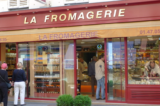 Fromagerie - Rue Cler, Paris