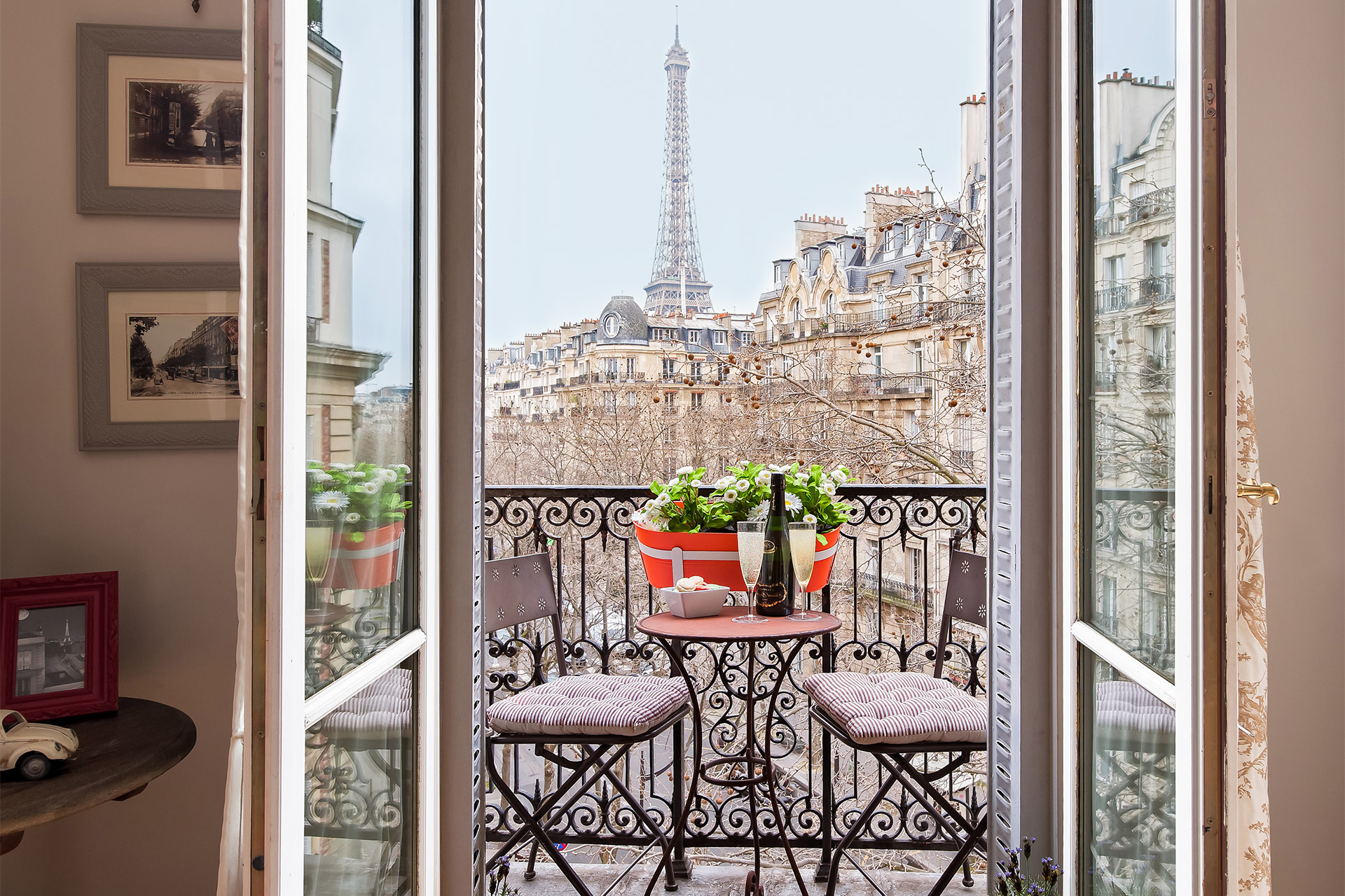 Welcome To The Stunning Lalande Paris Vacation Rental