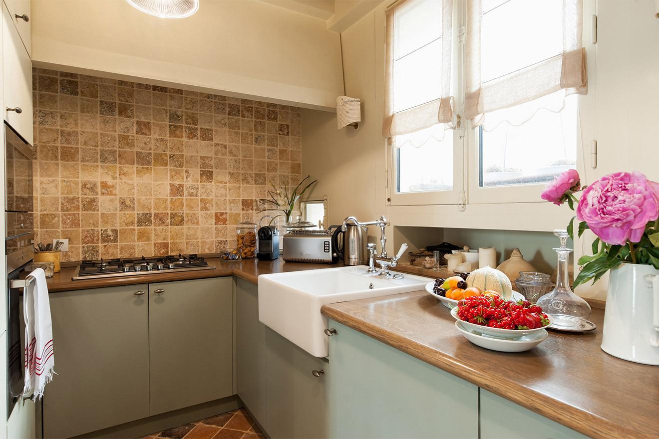 Lussac kitchen