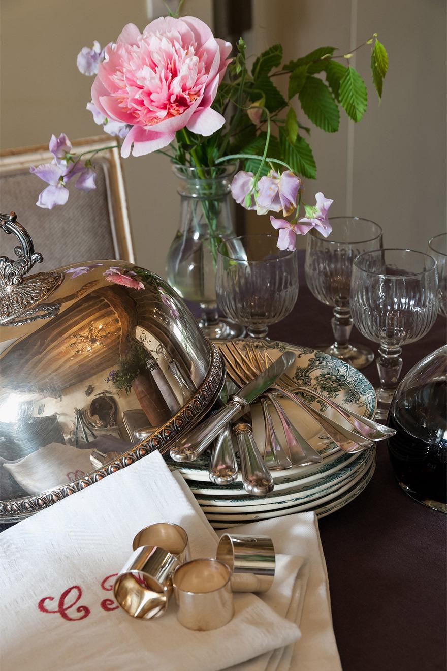 Lussac dining set