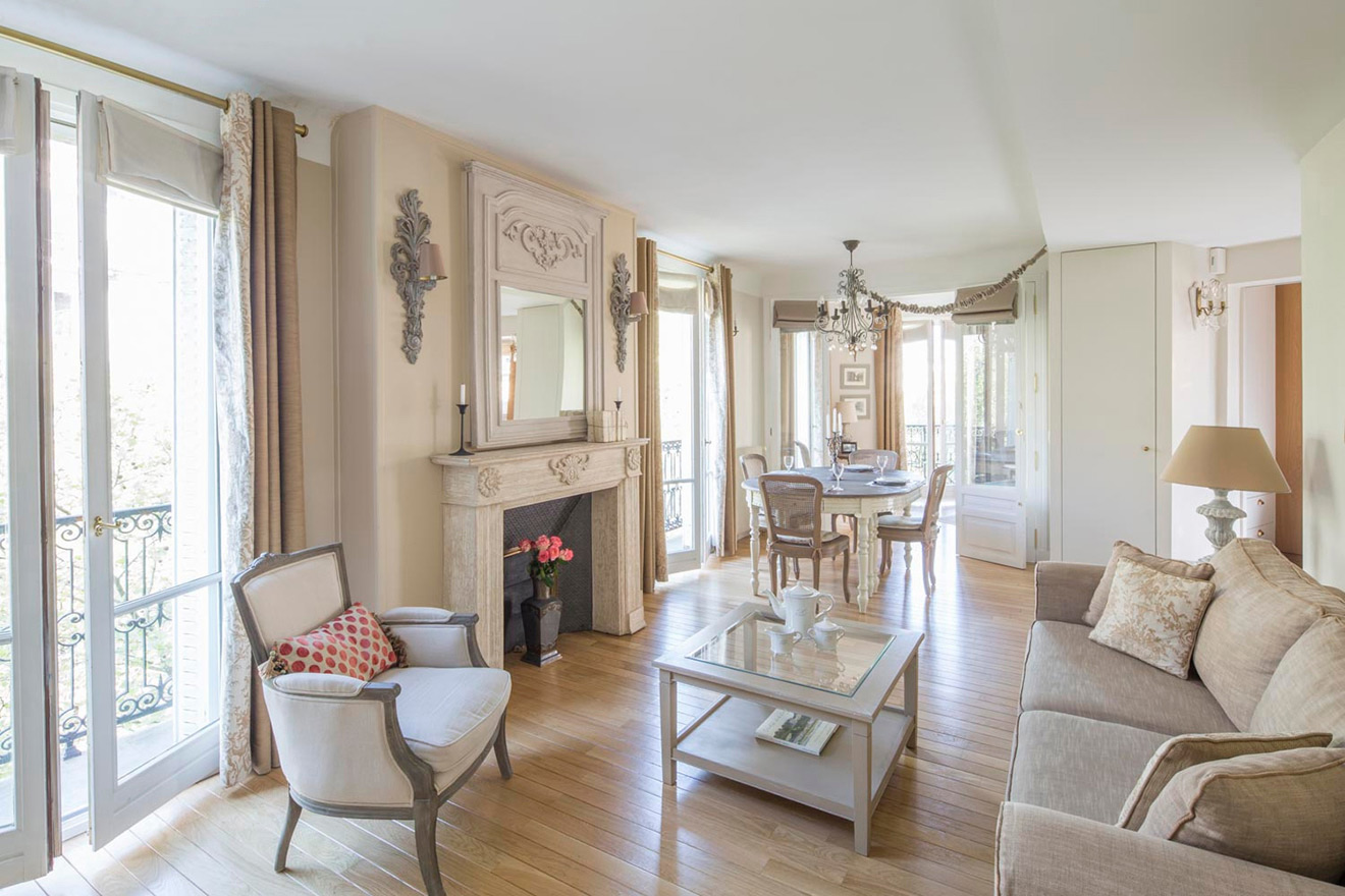 Designer Apartment in Paris