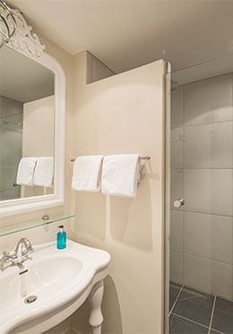 Two Bathroom Paris Apartment Rental