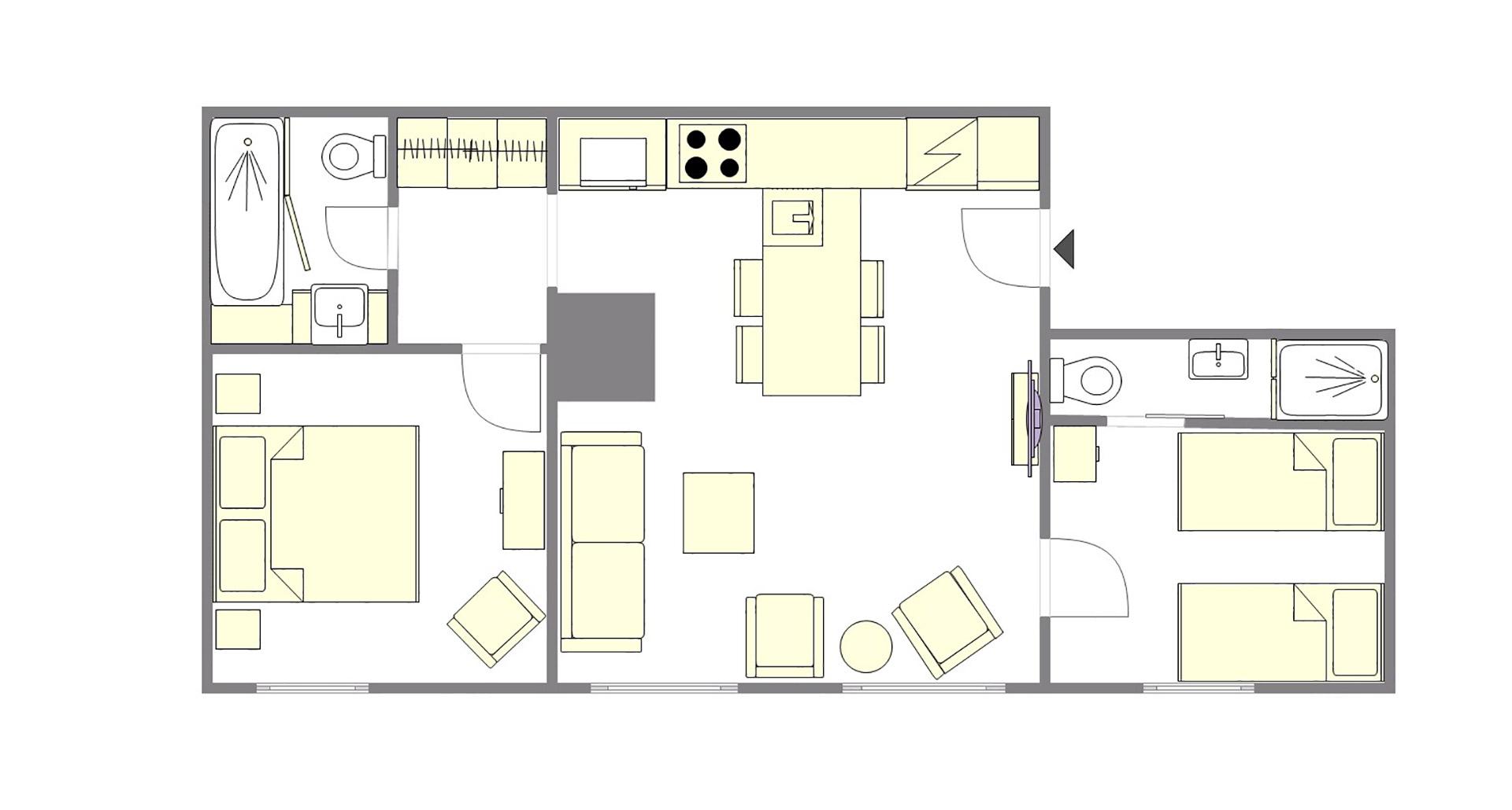 Morey Floorplan