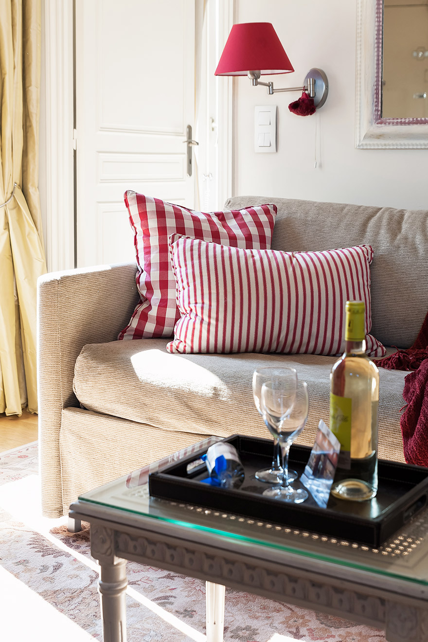 Wine in our Paris Rental