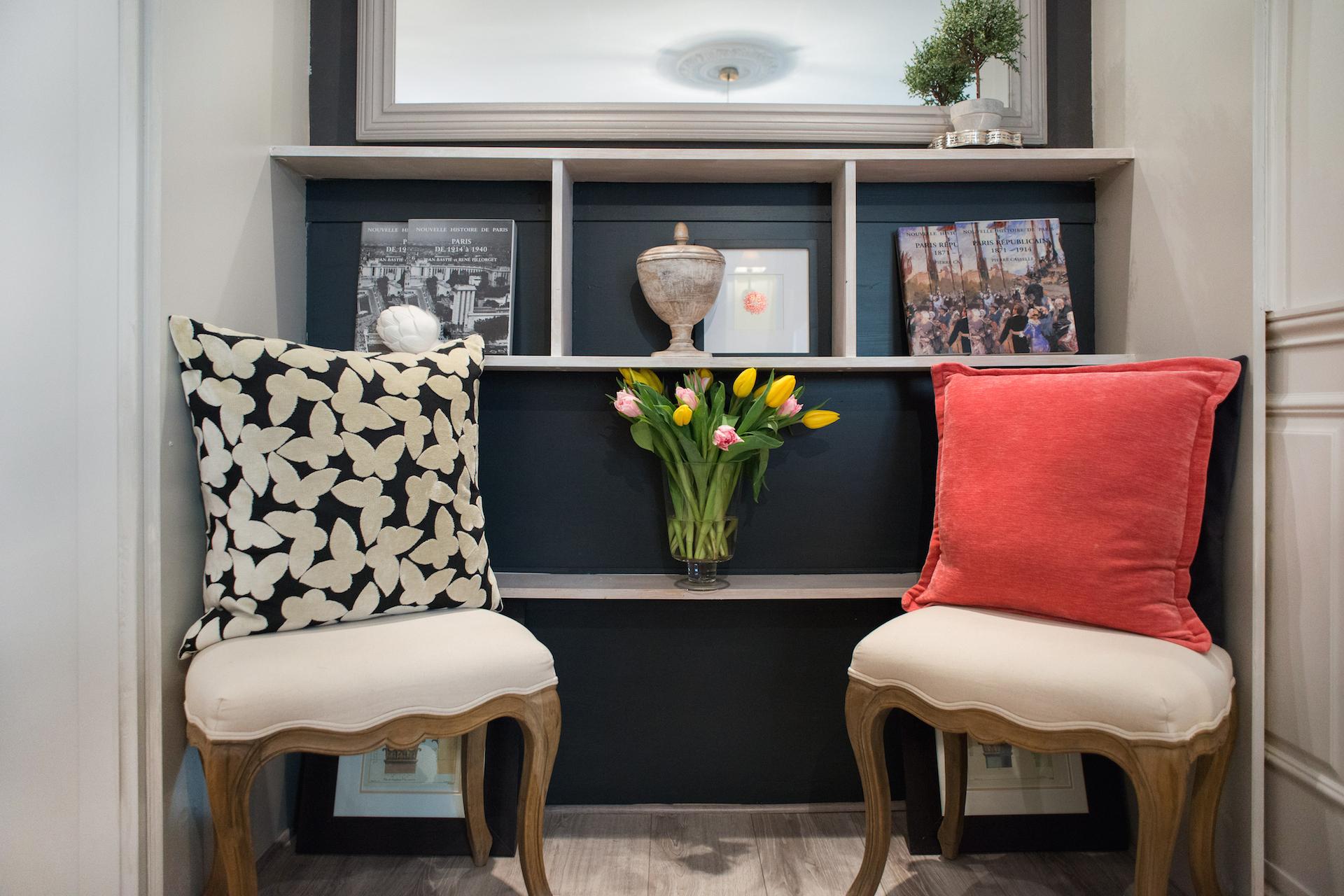Paris studio apartment rental