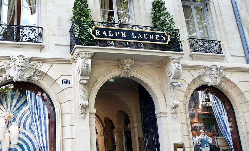 Ralph Lauren Boutique - Paris