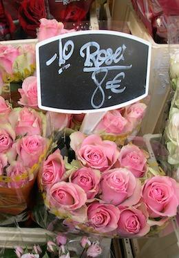Fresh Flowers Paris