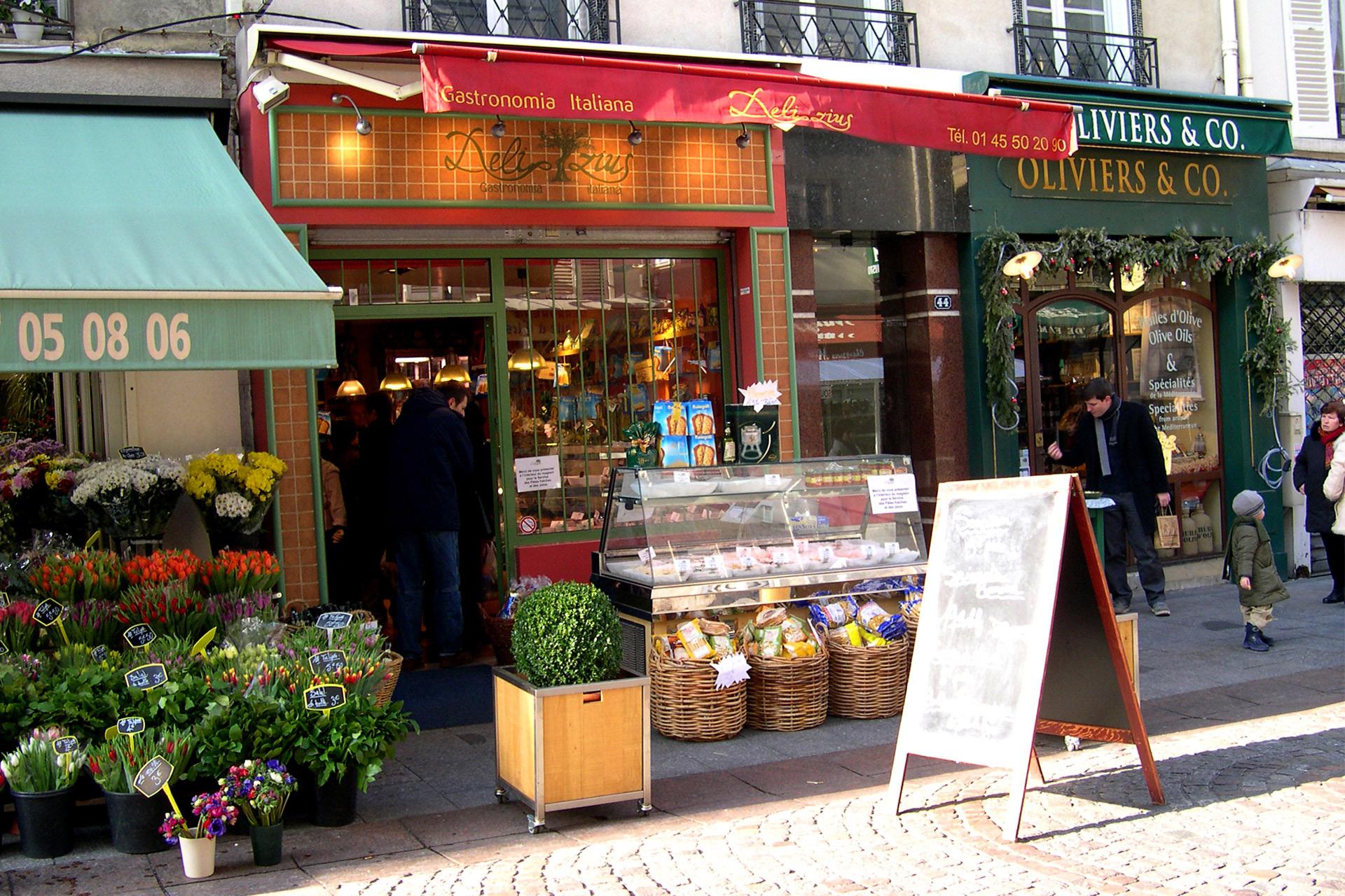Parisian Boutique