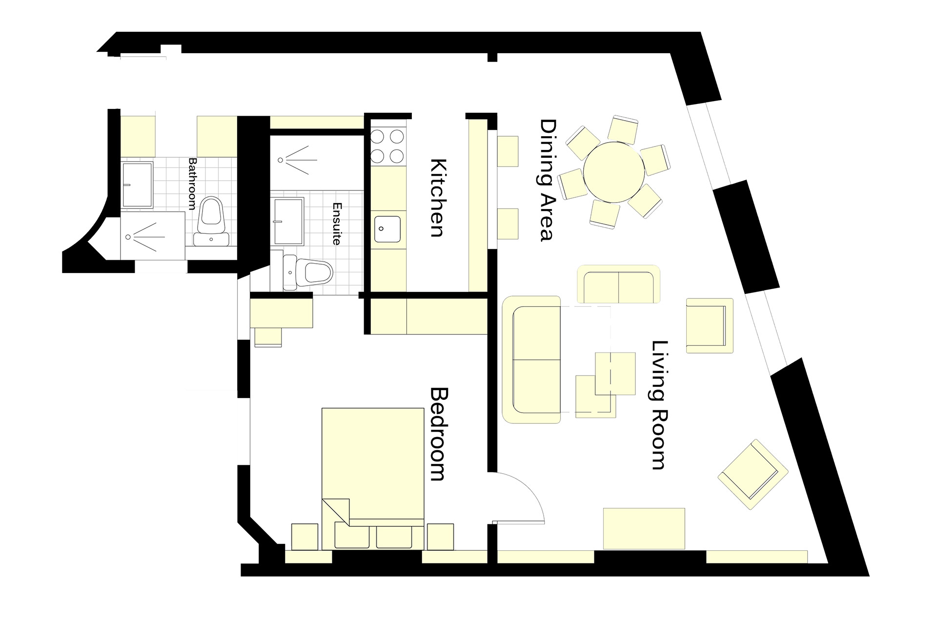 Saint-Bris floorplan