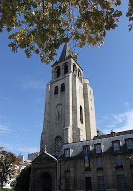 Saint Chapelle Paris France