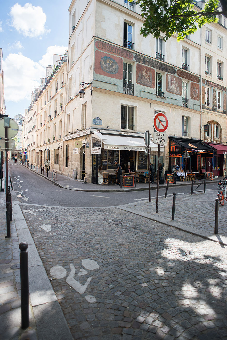 Hidden gems line the streets in the Saint Germain area - Paris Perfect