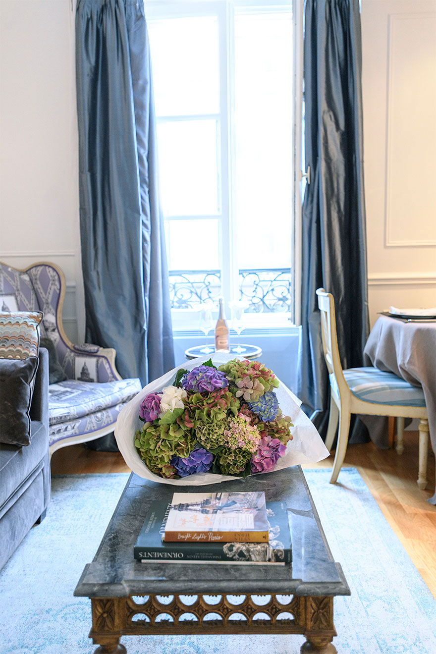 Live in Parisian style at the Sangiovese Paris Perfect rental