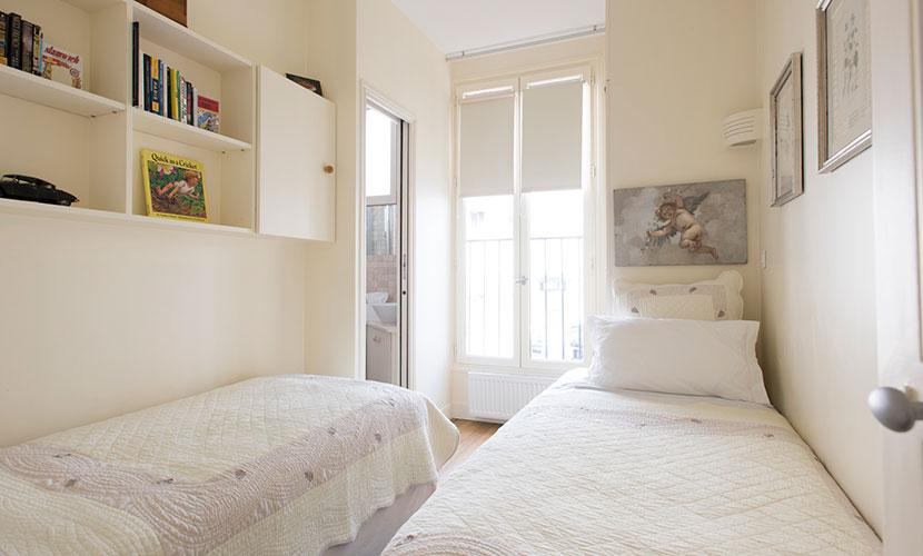 Two Bedroom Paris Apartment Rental