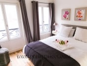 Charming three-level, 2 Bedroom Paris Vacation Rental
