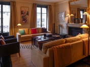 Book 3 bedroom stunning luxury apartment in Paris 7th arrondissement