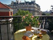 Book 2 Bedroom Eiffel Tower Paris Vacation Rental - Paris Perfect