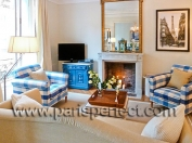 Luxury 2 Bedroom Vacation Rental in Paris near Seine River - Paris Per