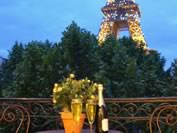 Eiffel Tower Lights - Paris Vacation Apartment